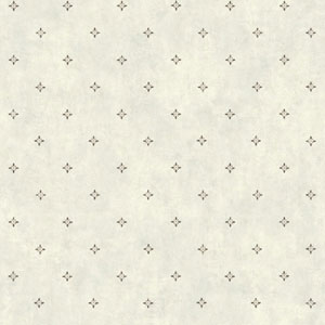 Rustic Living Ditzy Spot Beige Wallpaper