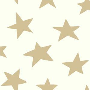 Young At Heart Starlight Metallic Wallpaper