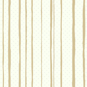 Young At Heart All Mixed Up Metallic and White/Off Whites Wallpaper