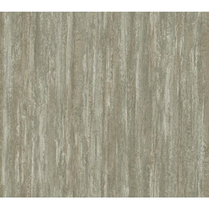 Ronald Redding Urban Beige and Grey Canyon Wallpaper