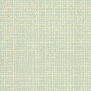 Ronald Redding Organic Cork Tarlatan Blue Wallpaper