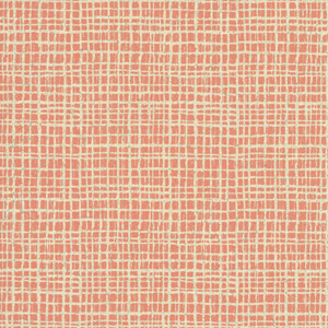 Ronald Redding Organic Cork Tarlatan Pink Wallpaper