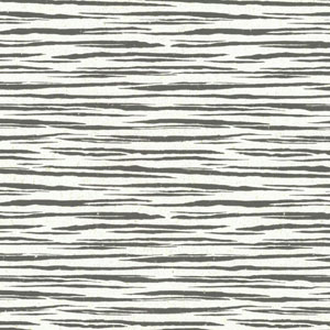 Ronald Redding Organic Cork Etched White Wallpaper