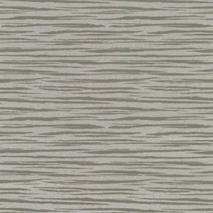 Ronald Redding Organic Cork Etched Gray Wallpaper
