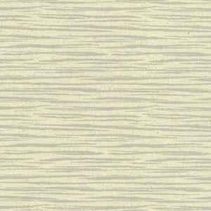 Ronald Redding Organic Cork Etched Beige Wallpaper