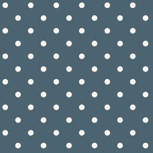 Dots on Dots White and Blue Removable Wallpaper