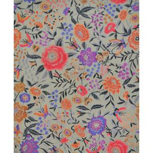 Missoni Home Oriental Garden Pink Wallpaper