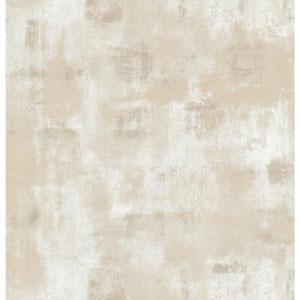 Ronald Redding 18 Karat II Platinum and Beige Whitaker Wallpaper