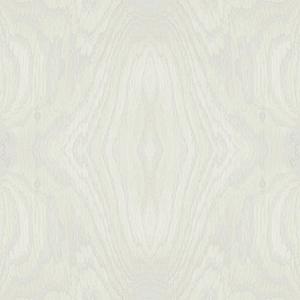 Mixed Materials Gray Wood Veneer Wallpaper