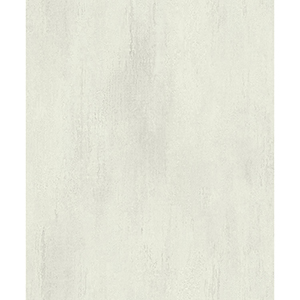 Mixed Materials White Stucco Wallpaper