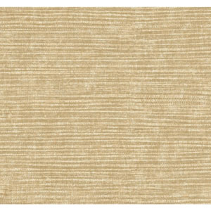 Carey Lind Modern Shapes Tan and Gold Raffia Wallpaper