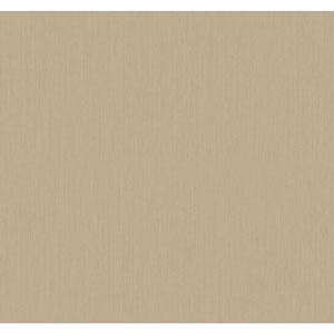 Texture Portfolio Tan and Silver Stratus Wallpaper