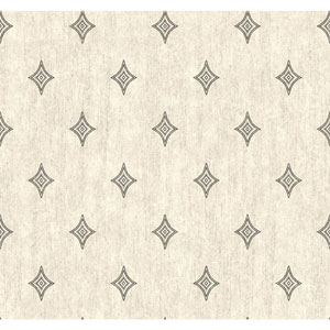 Menswear Voltage Black and White Removable Wallpaper