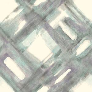 Cloud Nine District Purple and Blue Removable Wallpaper