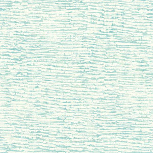 Cloud Nine Encaustic Blue and Green Removable Wallpaper