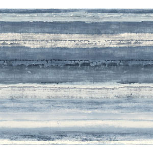 Cloud Nine Perspective Blue Removable Wallpaper