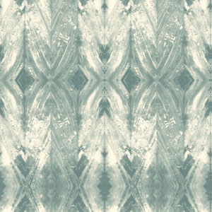 Cloud Nine Atmospheric Blue Removable Wallpaper
