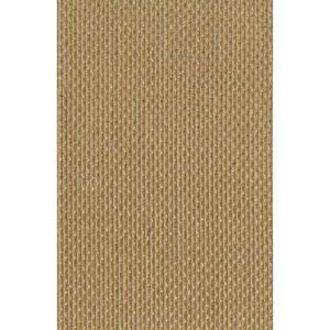 Ronald Redding Designer Resource Metallic Gold Grasscloth Burlap Wallpaper