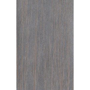 Ronald Redding Designer Resource Metallic Silver and Light Taupe Grasscloth Vertical Organic Wallpaper