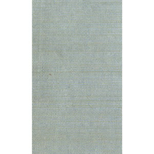 Ronald Redding Designer Resource Pale Green Grasscloth Petite Sisal Wallpaper