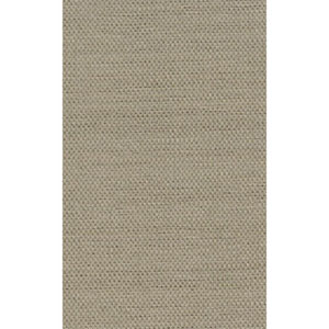 Ronald Redding Designer Resource Metallic Gold and Beige Grasscloth Glitter Woven Wallpaper