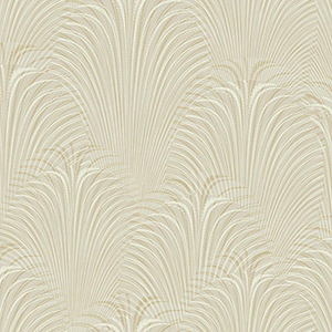 Candice Olson Journey Beige Deco Fountain Wallpaper
