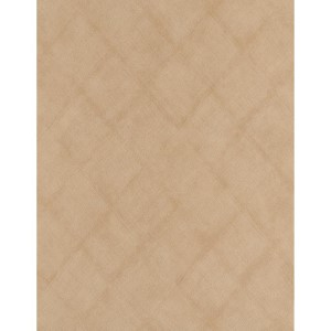 Weathered Finishes Earth Brown and Black Burlap Wallpaper