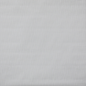 Vertical Ogee Paintable White Wallpaper