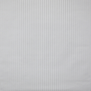 Ombre Pinstripe Paintable White Wallpaper