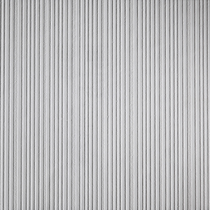 Textured Stripe Paintable White Wallpaper