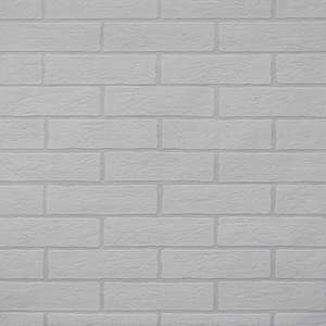 Brick Paintable White Wallpaper
