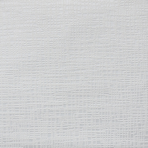 Interlocking Yarn Paintable White Wallpaper