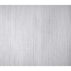 Inspired by Color White Coarse Weave Paintable Wallpaper