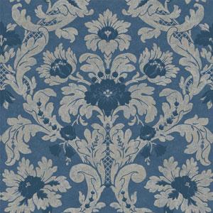 Legacy Victoria Blue Wallpaper