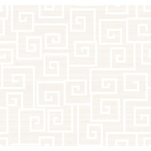 Legacy Contempo Scroll Beige Wallpaper
