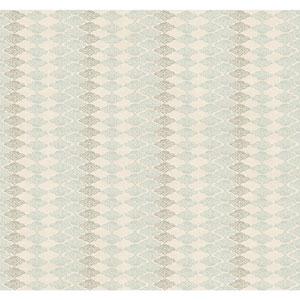 York Wallcoverings Candice Olson Shimmering Details White