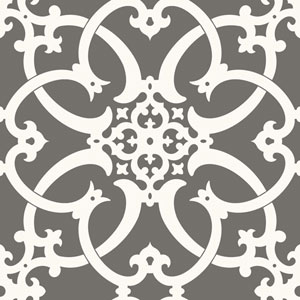 Legacy Antiquity Black Wallpaper