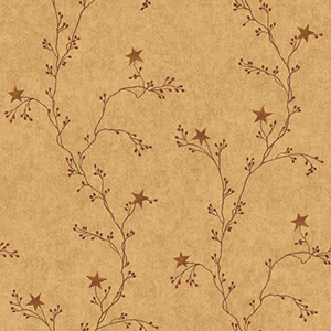 Inspired by Color Terra Cotta Wallpaper