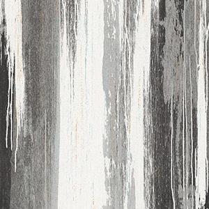 Modern Art Black Jackson Wallpaper Mural