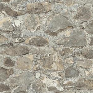 Weathered Stone Peel and Stick Wall Decor