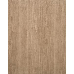 Modern Rustic Sepia Brown and Driftwood Bark Tan Wallpaper