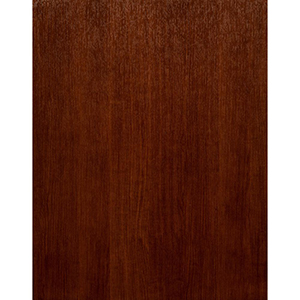 Modern Rustic Cherry Wood Brown and Dark Brown Lines Wallpaper