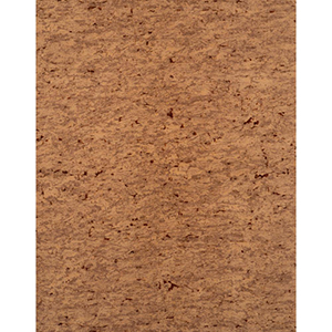 Enchantment Terracotta, Garnet and Gold Sueded Cork Wallpaper