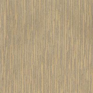 Industrial Interiors Conveyor Metallic Gold and Light Taupe Wallpaper
