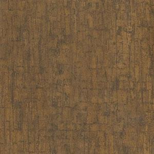 Industrial Interiors Rebar Golden Brown and Black Wallpaper