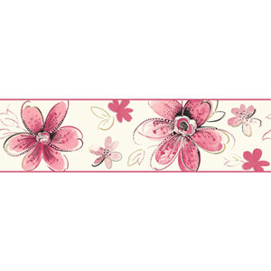 Brothers and Sisters V Bohemian Floral Border