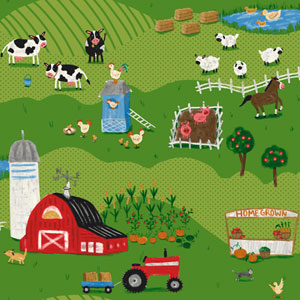 Brothers and Sisters V Down On The Farm Wallpaper