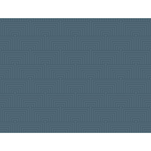 Masterworks Navy Blue Wallpaper