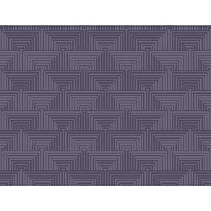 Masterworks Violet Wallpaper