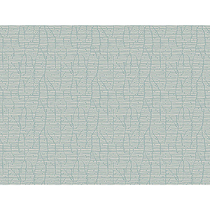 Masterworks Silver and Blue Wallpaper